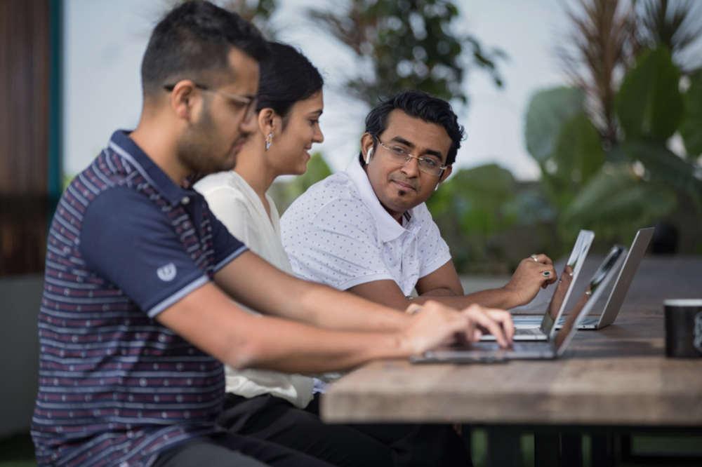 四种与团队有效合作的方法