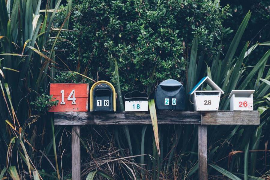 邮箱地址怎么填?