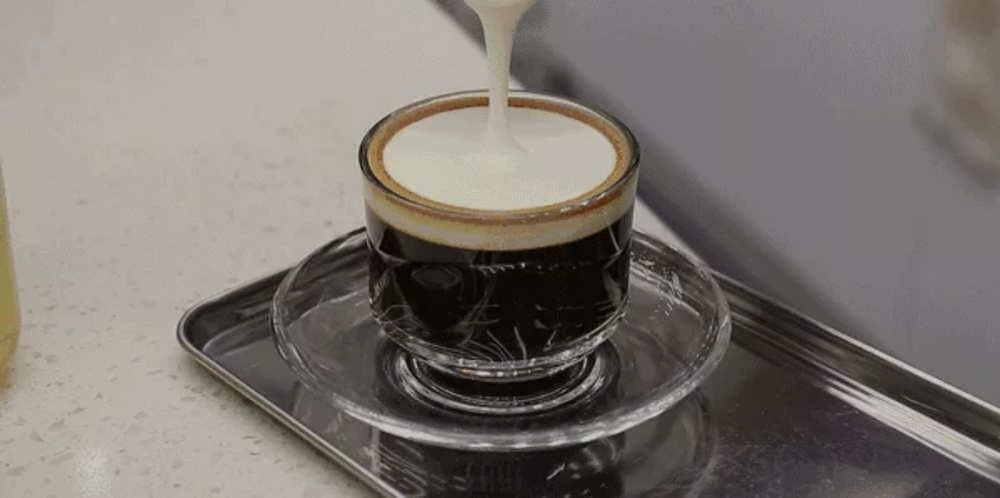 近两年的「网红」,Dirty 咖啡是什么?